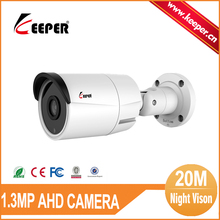 KEEPER CCTV Camera AHD 1/3″ CMOS 1.3 MP 960P Metal Camera 30LED 20M IR Distance 3.6MM Fixed Lens Security Camera