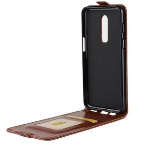 Image 2 - Вертикальный откидной бумажник OnePlus 7T 7 Pro 6 6t 5 5t кожаный чехол с держателем для карт чехол OnePlus 7t Pro защитный чехол для телефона
