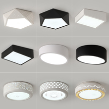 Minfu Small Balcony Dome Modern Corridor Library Bedroom Led Ceiling Light