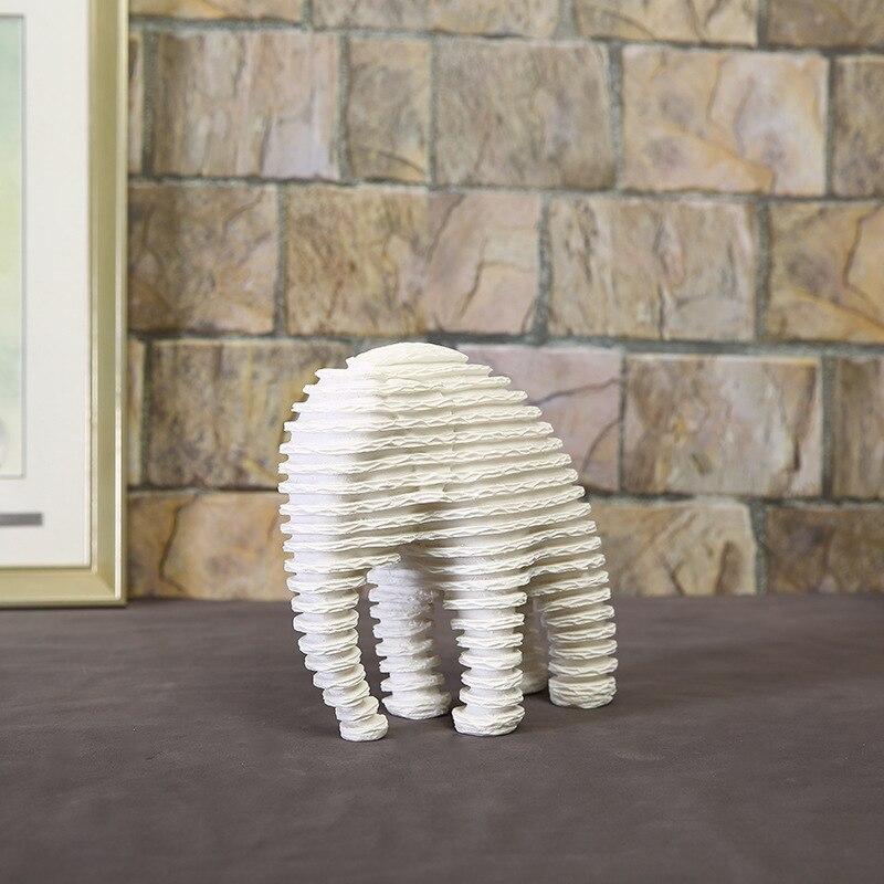 Elephant Figurines (11)