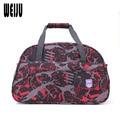 New Travel Bag Women 2016 Hand Luggage Duffel Bag Women Travel Bags Weekend Bag mala de viagem 48cm*28cm*17cm YR0201