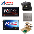 V2.28 V4.036 Kess V2 OBD2 Gerente + K-TAG 2.13 FW 6.070 KTAG ECU Programador FGTECH Galletto 4 Master V54 BDM Marco BDM100
