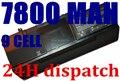 7800 МАЧ Аккумулятор Для Ноутбука Dell Latitude D420 D430 KG126 JG917 JG768 JG181 JG176 JG168 JG166 GG386 FG442 451-10365 312-0445