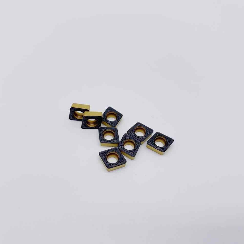 CCMT060204 CCMT060208 PM 4225 Interna Ferramentas de Torneamento Torno Ferramenta de corte pastilha de Metal Duro de Alta qualidade Tokarnyy transformando inserir