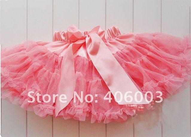free shipping new fashion baby girls fluffy pettiskirt tutus princess skirt