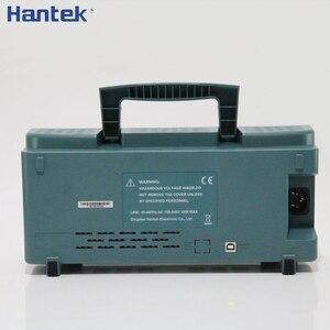 Image 3 - Hantek DSO5102P DSO5202P ملتقط الذبذبات الرقمي 100MHz 200MHz 2 قنوات الكمبيوتر USB يده Osciloscopio أدوات كهربائية محمولة