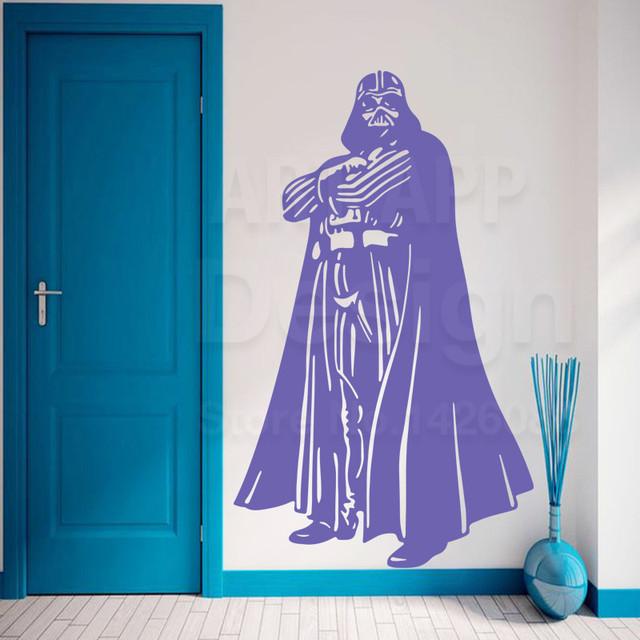 Vinyl Darth Vader Wall Stickers