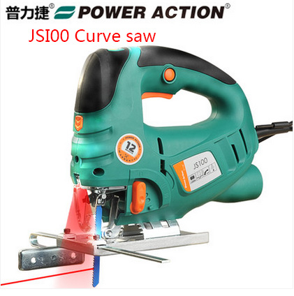 Jig Saw Electric Woodworking Curve Saw Power Tools Multifunction