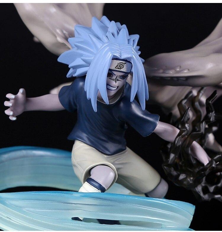 Naruto Sasuke Ultimate Chidori Action Figure 1/8 Scale