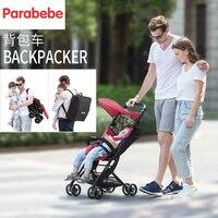 4,8 кг карман коляска легкая коляска розовый Детские коляски travel system свет детская коляска складной дети младенческой тележка
