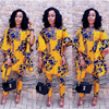 H D 2018 Africa African Cotton Clothing For Women Top Bazin Wax African Traditional Private Custom