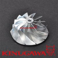 Kinugawa Turbo Billet Compressor Wheel 49.7/67.4mm 11+0 for Garrett GTX2867R Trim 55|wheels wheel|wheels for|wheel compressor -