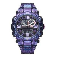Disney MARVEL brand sport quartz digital men wristwatch Multifunction 100M waterproof iron Man man watches