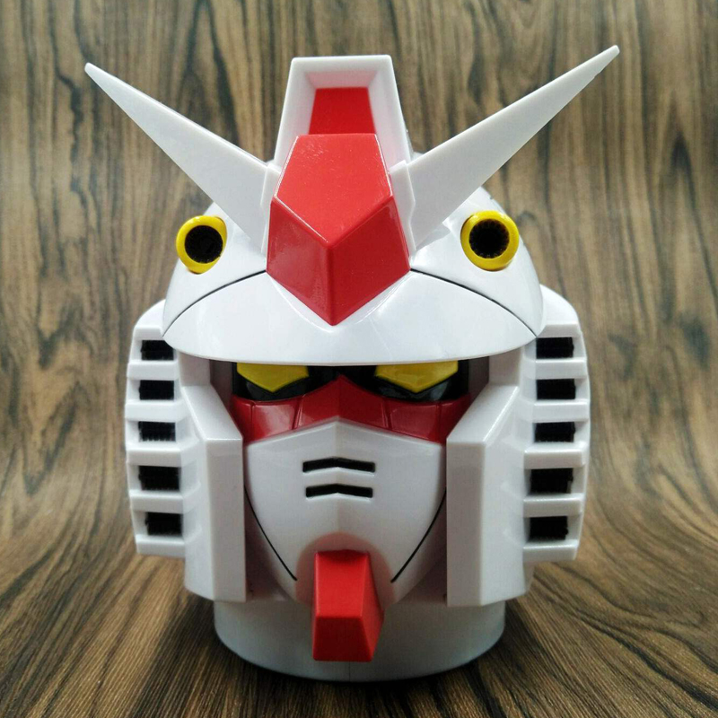 Ready Player One Creative GUNDAM RX-78 Transformation Robot 400ml PC + Stainless Steel Mugs Cup Office Water Cup Free shipping
