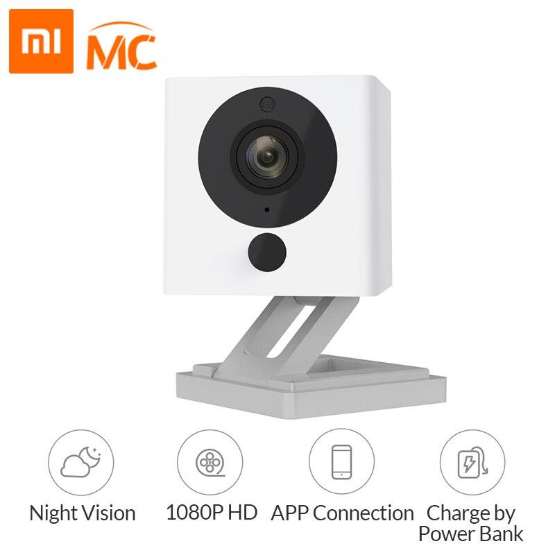 Xiaomi Mijia Xiaofang 1S IP камера Wi Fi 2MP 110 градусов 1080P цифровой зум умный дом камера безопасности приложение контроль детский монитор