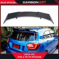 Carbon Fibre Spoiler Wing for Mercedes A Class W176 2013 2014 2015 A180 A260 A200 A260 Sport Car Accessories