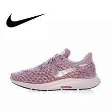 free shipping e5b56 2f3dd Original authentique NIKE AIR ZOOM PEGASUS 35 femmes chaussures de course  Sport extérieur athlétique Designer bonne