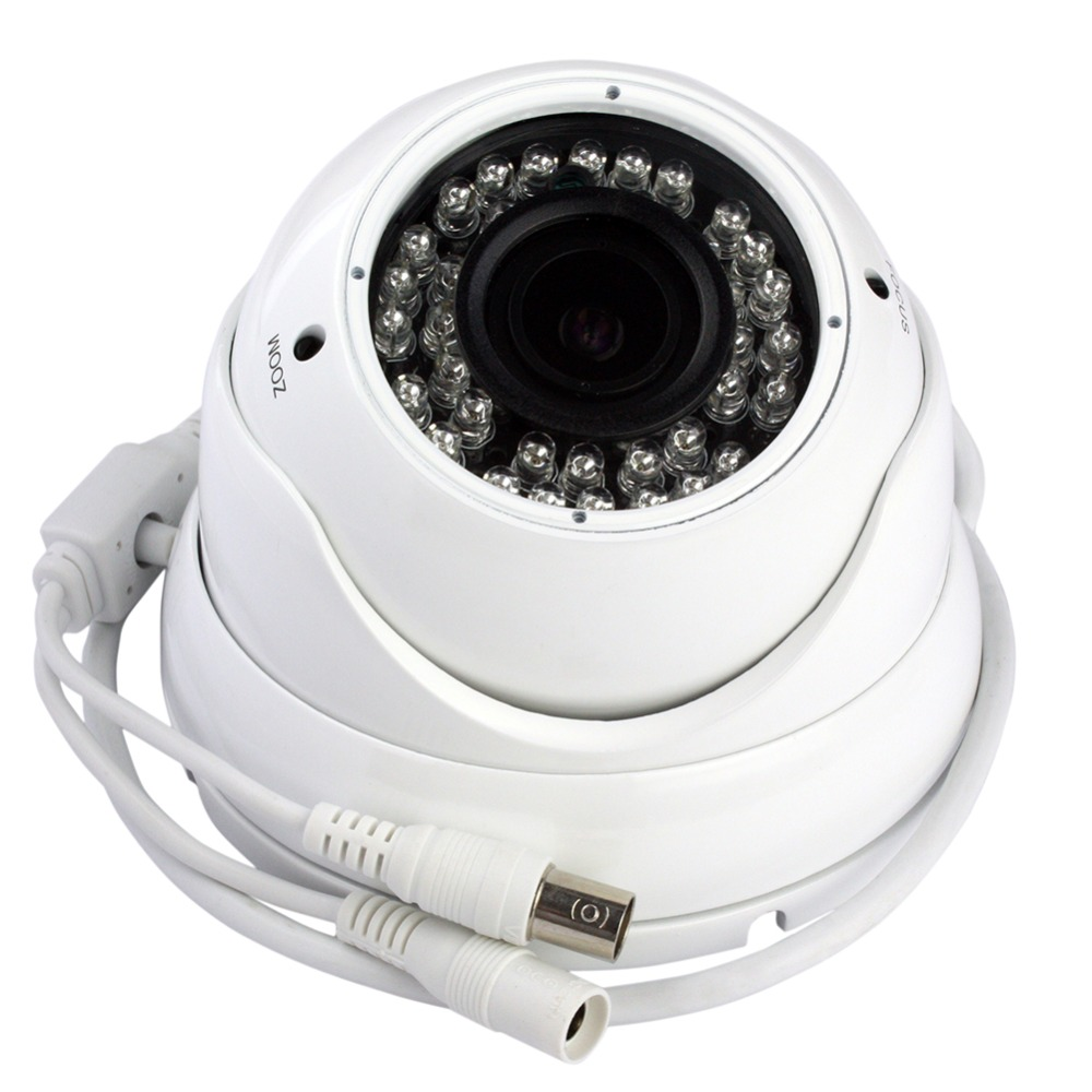 1/3CMOS 700TVL ir Night Vision outdoor Waterproof CCTV  Security mini Dome analog camera ELP-C570VD hd 1 3 1000tvl ir color cctv outdoor security cmos waterproof dome camera 24 ir leds night vision