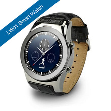 New Bluetooth Smartwatch LW01 Smart Watch Heart Rate for iPhone 6S Samsung S7 Edge Note 6
