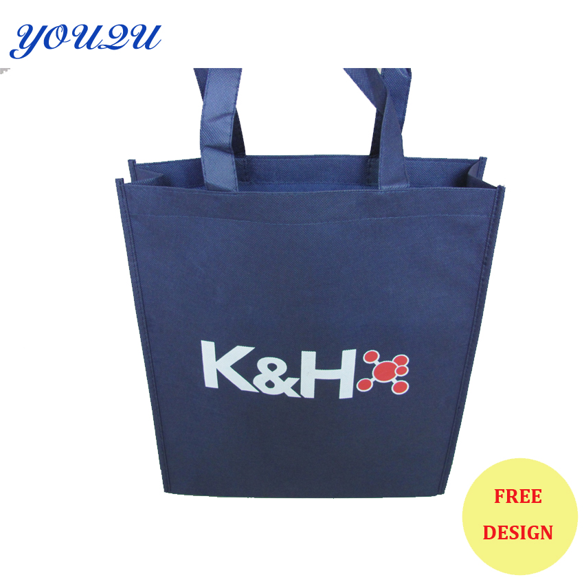 2019 non woven shopping Bag , tote bag, promotion bag+escrow accept