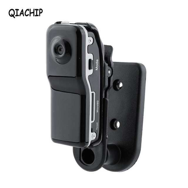 QIACHIP Mini Full HD 720P Mini DV DVR Camera Portable Camcorder USB Web Cam Sports Driving Camera Video Audio Recorder TF Card
