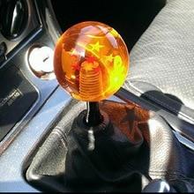 Автомобиль персональный Dragon ball 1-7 звезд ручной автоматический универсальный рычаг переключения передач