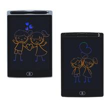 Portable Smart 12 LCD Digital Writing Tablet Handwriting Drawing Tablet Graphics Writing Board for Drawing цена