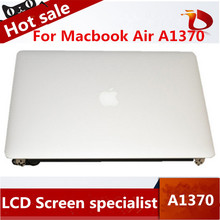 New Original Laptop 2011 year model LCD Screen For Macbook air A1370 Full Assembly