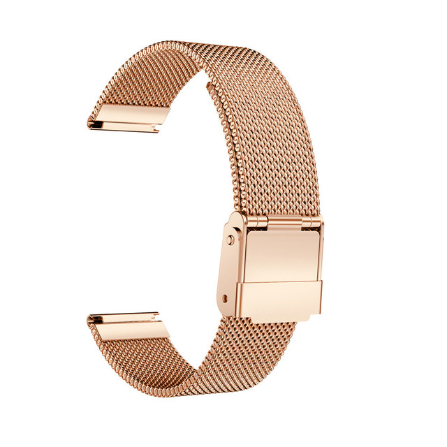 6e64f9a57a3b Watchband 14MM Stainless Steel Watch Band For Daniel Wellington Classic  Petite Metal watchband gold silver balck drop shipping