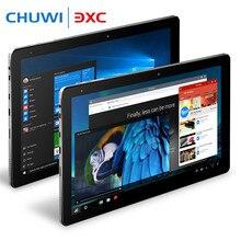 10.1 «Chuwi Hi10 Pro 2 в 1 Планшеты шт высококачественного металла Планшеты Intel Cherry Trail X5-Z8350 Окна 10 Android 5.1 4 г 64 г IPS HDMI