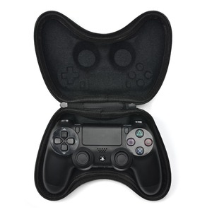 Image 4 - EVA Hard Pouch Bag for Sony PlayStation4 PS4 Controller Case Portable Lightweight Carry Case Protective Cover for PS4 Gamepad