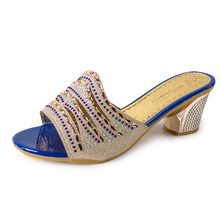 Contracted and comfortable women sandals summer beautiful slippers ladies shoes women non-slip sexy high heel sandals cheap
