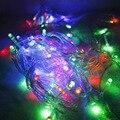 8 M LED Año Nuevo luces de la Navidad arreglo festivo decorativo luces Restaurante Club neon estrellas Al Por Mayor