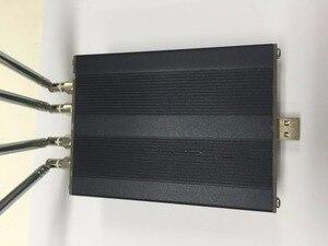 Image 2 - NEW 1 PC Vỏ Bằng Nhôm Màu Đen trường hợp Bìa vỏ USB sử dụng phổ biến cho LimeSDR Lime Green SDR Loại MỘT Loại  B