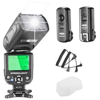 Neewer NW-562C E-TTL Flash Speedlite Kit for Canon DSLR Camera