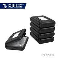 Orico Protection Box with EVA Sponge mat support 3.5inch HDD by Reinforcement design Storage Case