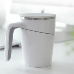 Image 4 - Original Xiaomi Fiu Non slip Sucker Pouring Cup 470ml 304 Stainless Stell ABS Double Insulation Cup