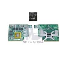 Graphics card For Asus G53JW Laptop GPU VGA board GeForce GT555M