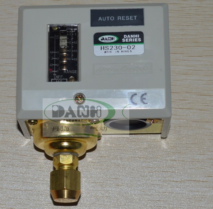 HS203-02 Adjustable high temperature boiler steam pressure switch controller automatically gas liquid water кэрролл л алиса в стране чудес alice in wonderland