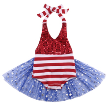Baby Girl Striped Star Tulle Bodysuit ,Newborn girls Sequins Stripe Halter Bodysuits,Babies Jumpsuit playsuit outfit One-pieces