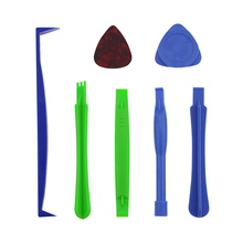 UANME 7Pcs Plastic Opening Pry Set Kits Disassemble Tools For iPhone Xiaomi Huawei