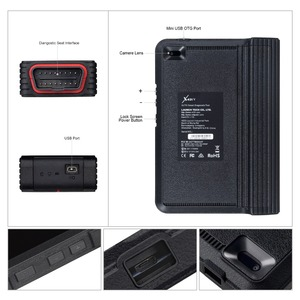 Image 2 - Launch X431 V 8 inch OBD2 diagnostic Scanner For Full system 16 Special functions Multi language X 431 V car scan tool