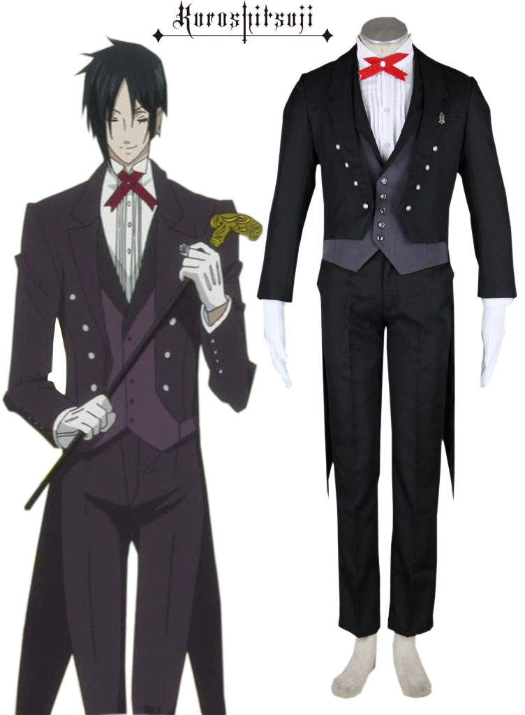 popular butler uniforms