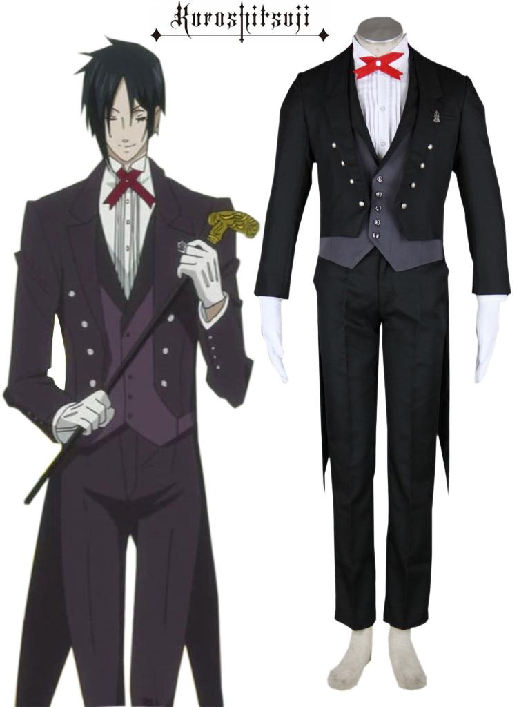 popular butler uniforms