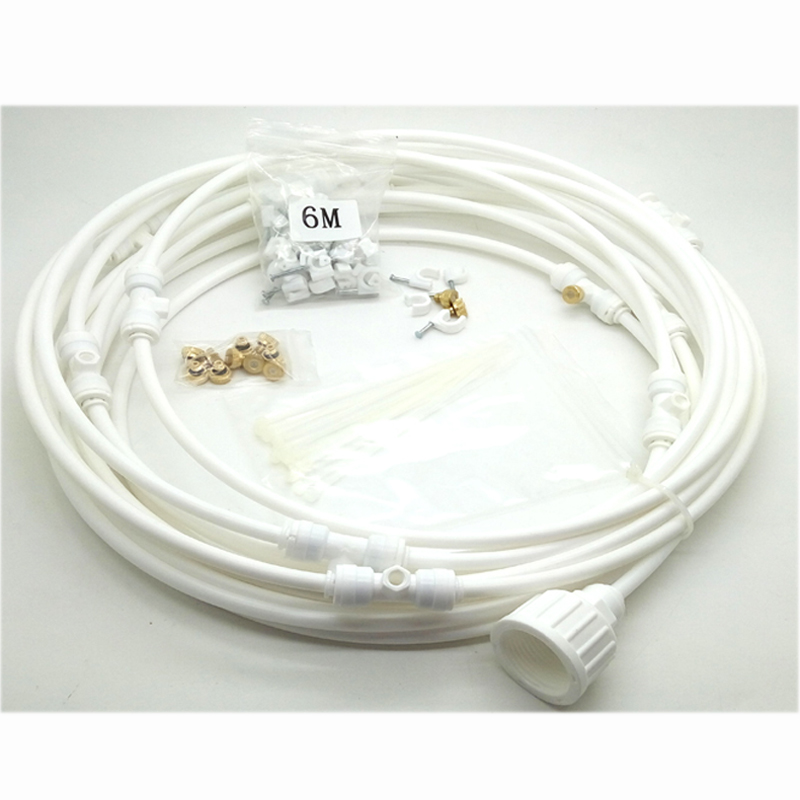 0286 Watering Irrigation Sprayers 6m Japan White China Suppliers Misting System