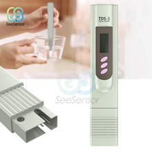Portable Digital Water Meter Filter Portable Pen Measuring Water Quality Purity Tester TDS Meter ct 6021a portable pen type acid meter waterproof digital pocket ph measuring apparatus