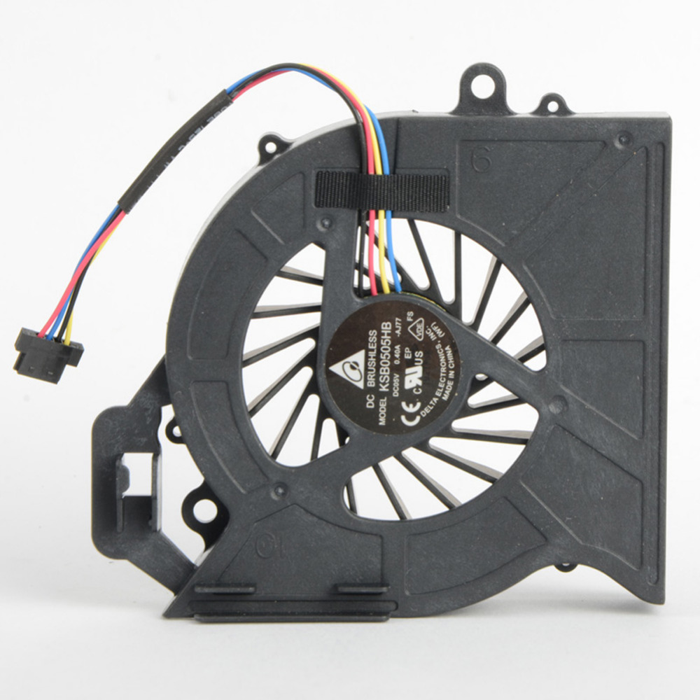 Notebook Computer Replacements Cpu Cooling Fans Fit For HP DV6-6000 DV6-6050 DV6-6090 DV6-6100 Laptops Cooler Fan F0617