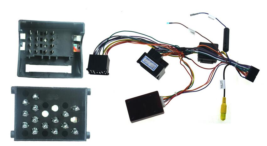 JOYING HARNESS WIRING CABLE FOR BMW E46 IN DASH ANDROID