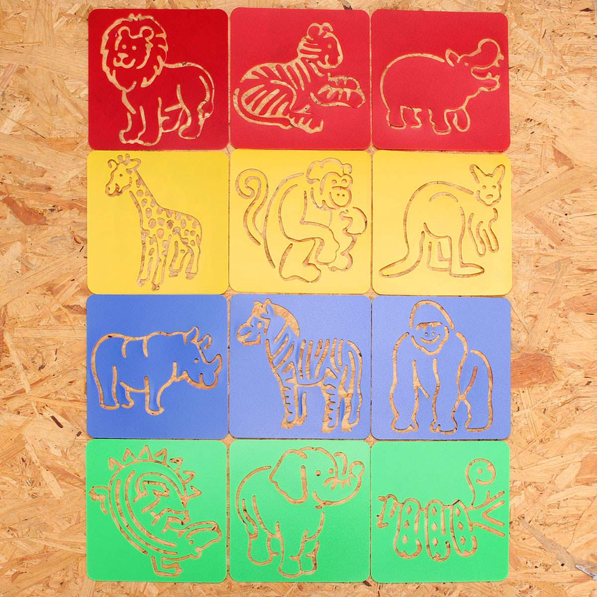 drawing toys picture more detailed picture about 12pcs animal