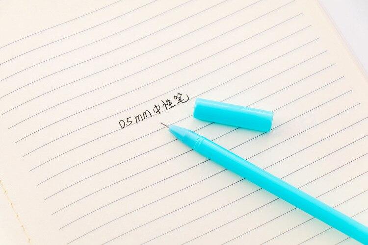 pequenos dinossauros neutro caneta preta para escrever 05